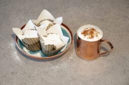 Tazza Rame e Muffin